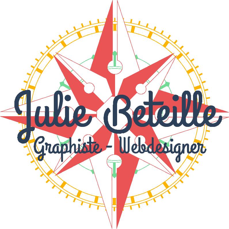 Julie Beteille - Graphiste Webdesigner
